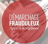 Demarchage frauduleux