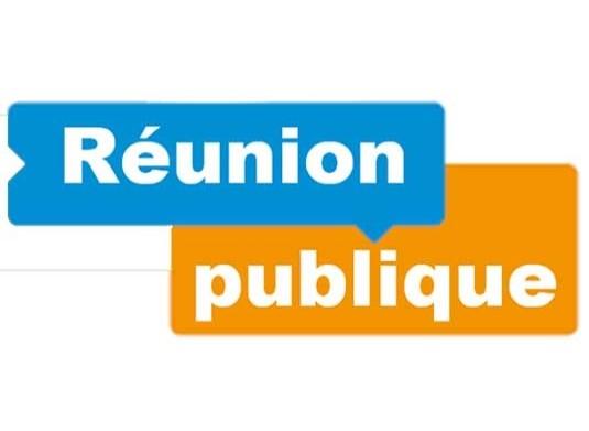 Reunion publique